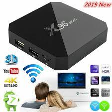 X96 Mini Smart TV Box Android 7.1 S905W Quad Core 2G+16G 4K WiFi ...