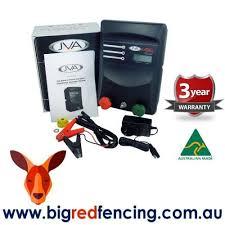 Jva Electric Fence Energiser Model Comparison Charts Big Red Fencing