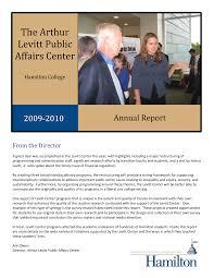 The Arthur Levitt Public Affairs Center