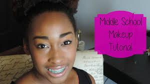 makeup tutorial 6th 7th 8th grade