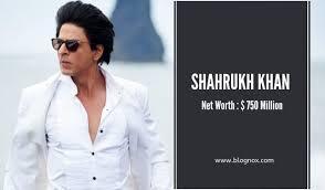 shahrukh khan net worth properties