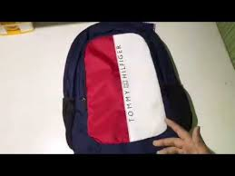 tommy hilfiger horizon plus backpack