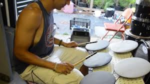 diy electronic drum pads for midi and