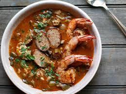 Cajun Seafood Gumbo Recipes