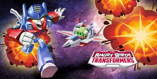 Angry Birds Transformers Mod Apk 2.0.7 (Unlimited Gems, Coins)