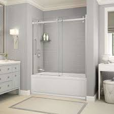 installation shower doors showers