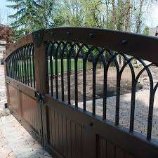 Top 60 Best Driveway Gate Ideas Wooden And Metal Entrances