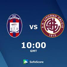 Crotone U19 Livorno U19 risultati, diretta streaming e pronostico ...