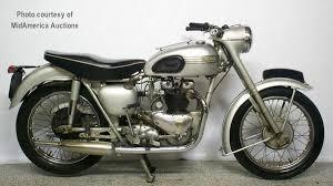 1955 triumph thunderbird