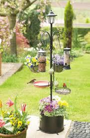 patio bird feeding station small