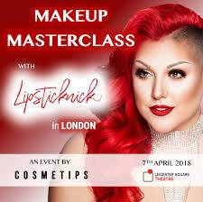 highly sought after celebrity makeup