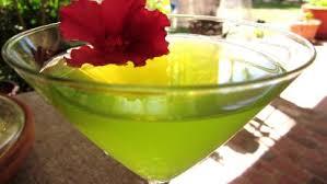 midori margarita alcoholic beverage