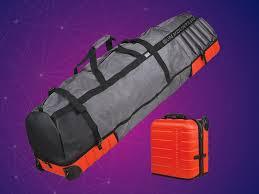 sun mountain kube travel bag golf