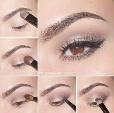smokey eye makeup step by step