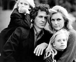 Keith Richards and Patti Hansen - Dating, Gossip, News, Photos