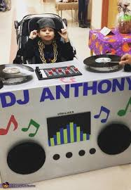 anthony s dj booth costume