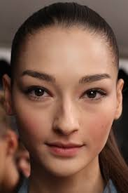 natural yet pretty makeup look