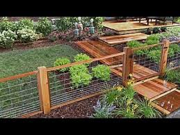 How To Install A Hog Wire Fence Diy Network Youtube
