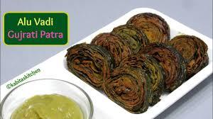 alu vadi recipe patra with surprise