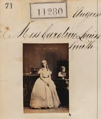 NPG Ax60975; Caroline Louisa Smith - Portrait - National Portrait Gallery