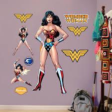 Wonder Woman Fathead Wall Sticker