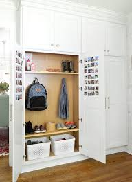 Maximizing Our Mini Mudroom Young House Love