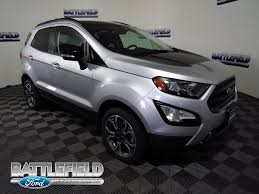 New 2020 Ford Ecosport For Sale At Battlefield Automotive Vin Maj6s3jl7lc361250