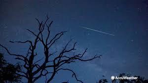 Eta aquarid meteor shower 2020 from ...