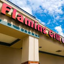 Flaming Grill & Buffet - Home - Oxon ...