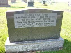Iva Mary Dawson Fisher (1896-1990) - Find A Grave Memorial