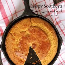 southern cornbread recipe feast and farm