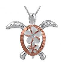 sterling silver with 14kt rose gold