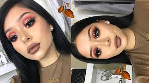 fall makeup tutorial daisy marquez