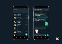 WhatsApp finally has dark mode - Tech