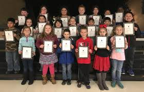 Greenwood December Students of the Month   Education News    tahlequahdailypress.com
