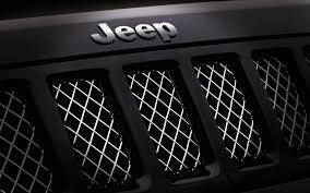 jeep front grill logo wallpaper 66855