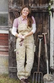 bib pants by garden girl usa