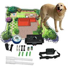 New Underground Electric Dog Pet Fencing Fence Shock Collar Sale Banggood Com Sold Out Arrival Notice Arrival Notice