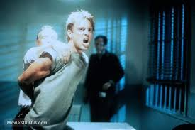 The Terminator - Publicity still of Michael Biehn & Earl Boen