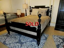 ethan allen bed at the missing piece