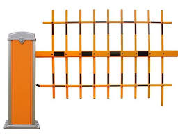Intelligent Three Fence Arm Traffic Barrier Gate Manufacturers And Suppliers China Factory Price Coma Electronics