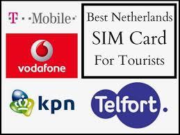 best prepaid sim card in netherlands