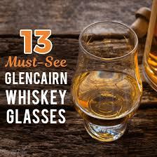 13 must see glencairn whiskey glasses