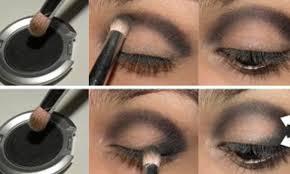 winter night party makeup chikk net