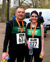 Attila-Kovacs-and-Jenifer-Smith-Hyde-Park-10k.jpg | Vegan Runners UK