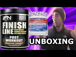aps mesomorph and iforce nutrition
