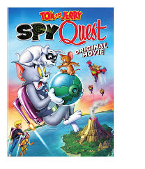 Abdullah Creation: Tom and Jerry - Spy Quest (2015) [Abdullah ...
