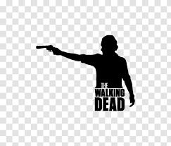 Rick Grimes Daryl Dixon Michonne Carl Clip Art Walking Dead Season 5 Transparent Png