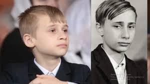 Сын Кабаевой похож на Путина как две капли воды - YouTube