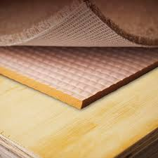 best carpet pad for noise reduction